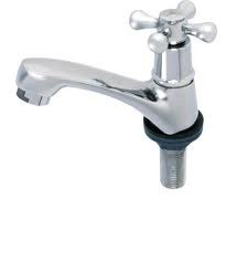 SHOWY CROSS QUARTER TURN BASIN TAP 2654N