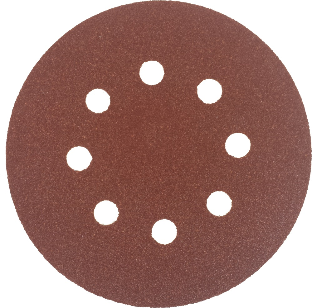 "Metabo Cling Fit Sanding Disc 5""- 5 Pieces"