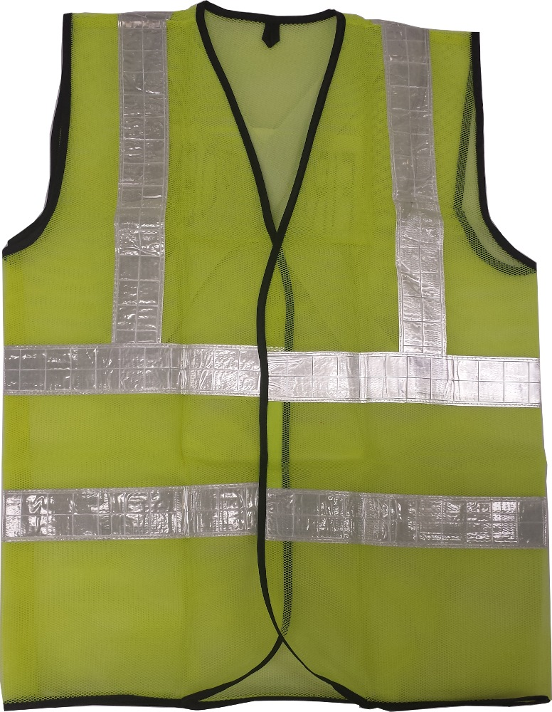 SAFETY VEST X STRIP REFLECTIVE