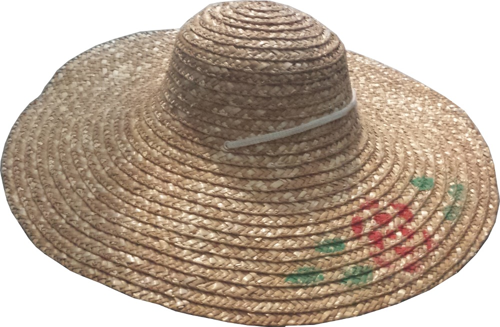 Straw Hat - Large
