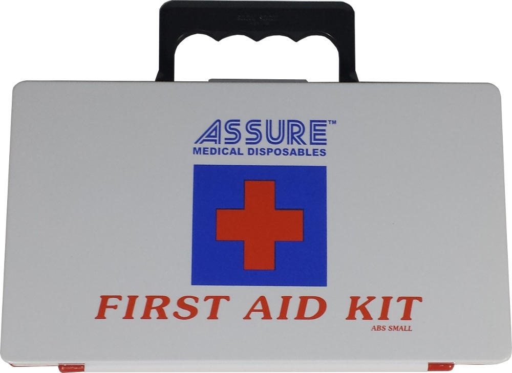 ASSURE FIRST AID KIT COMPLETE SMALL AFAS1