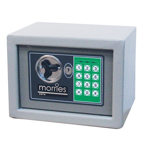 MORRIES ELECTRONIC MINI SAFE BOX - MS23DW