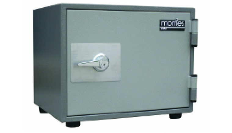 MORRIES FIRE RESISTANT HANDLE / KEY SAFE BOX - MS16H