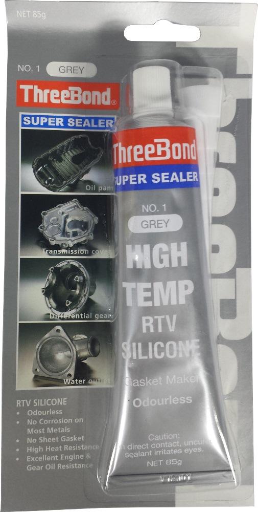 Threebond Super Sealer High Temp RTV Silicone 85G