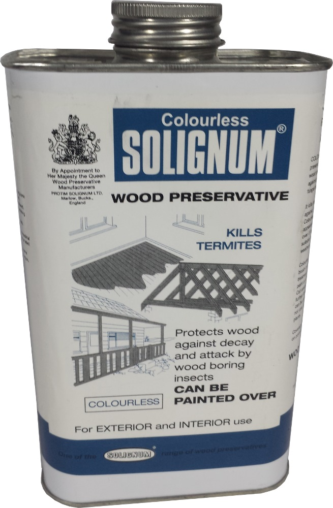 SOLIGNUM Wood Preservative 5l