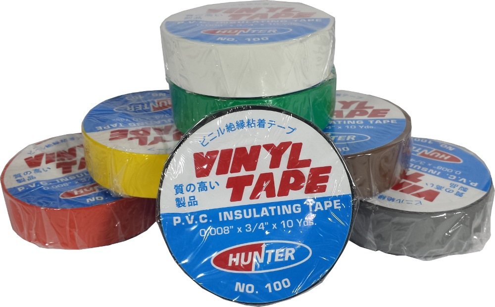 Hunter 100 Insulating Tape (Roll of 10)