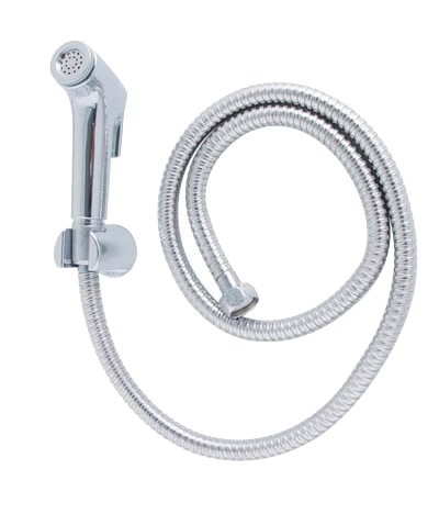 Showy Jopan Chrome Bidet Spray With Hose 2364C