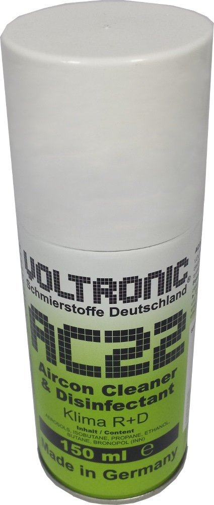 Voltronic Aircon Cleaner & Disinfectant AC22 (carton)