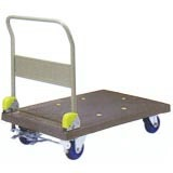 Prestar Plastic Trolley 895x595mm 300kg PFS301B W/brake