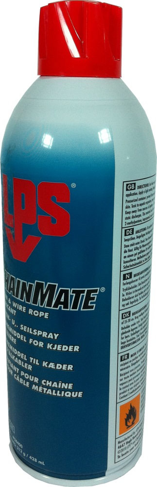 Lps Chainmate Chain & Wire Rope Lubricant 428ml