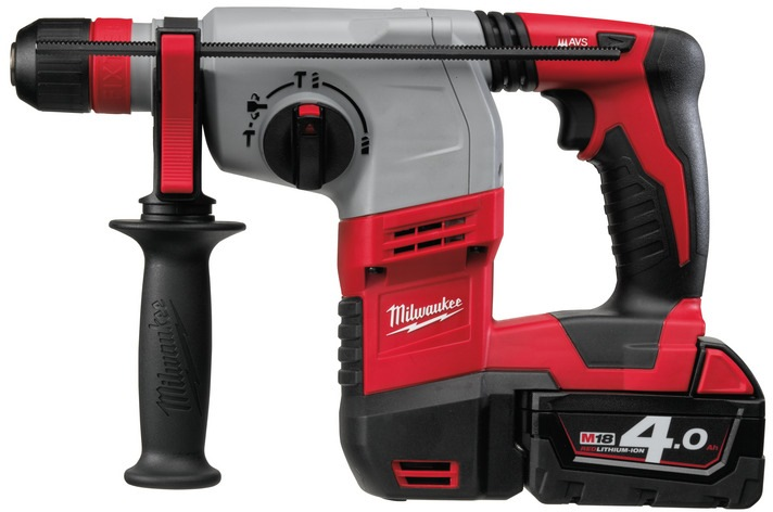 MILWAUKEE 24MM 18V LI-ION SDS+ 3 MODE ROTARY HAMMER, HD18HX