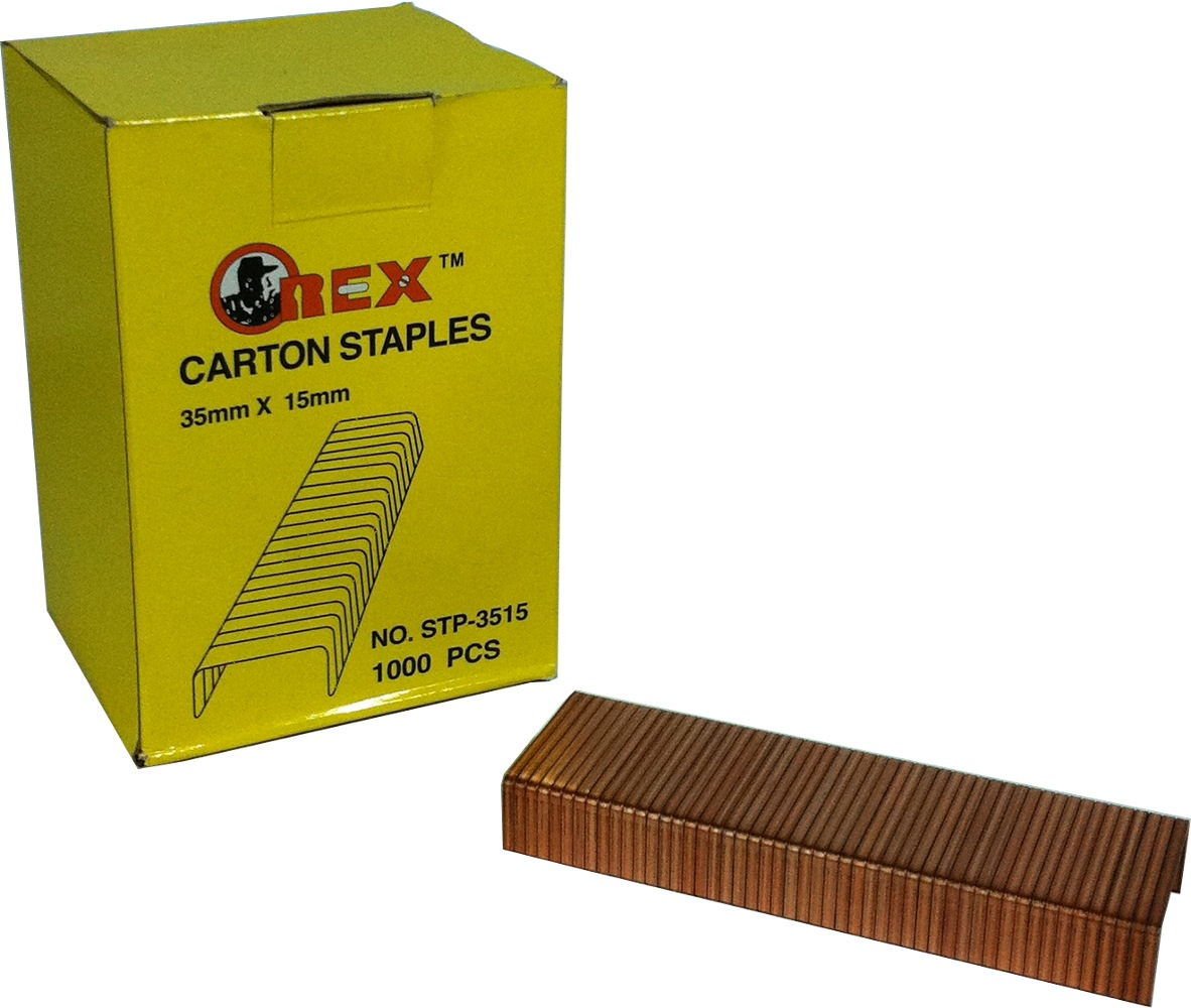 CARTON STAPLE 35 X 15 MM STP3515-1K/BOX