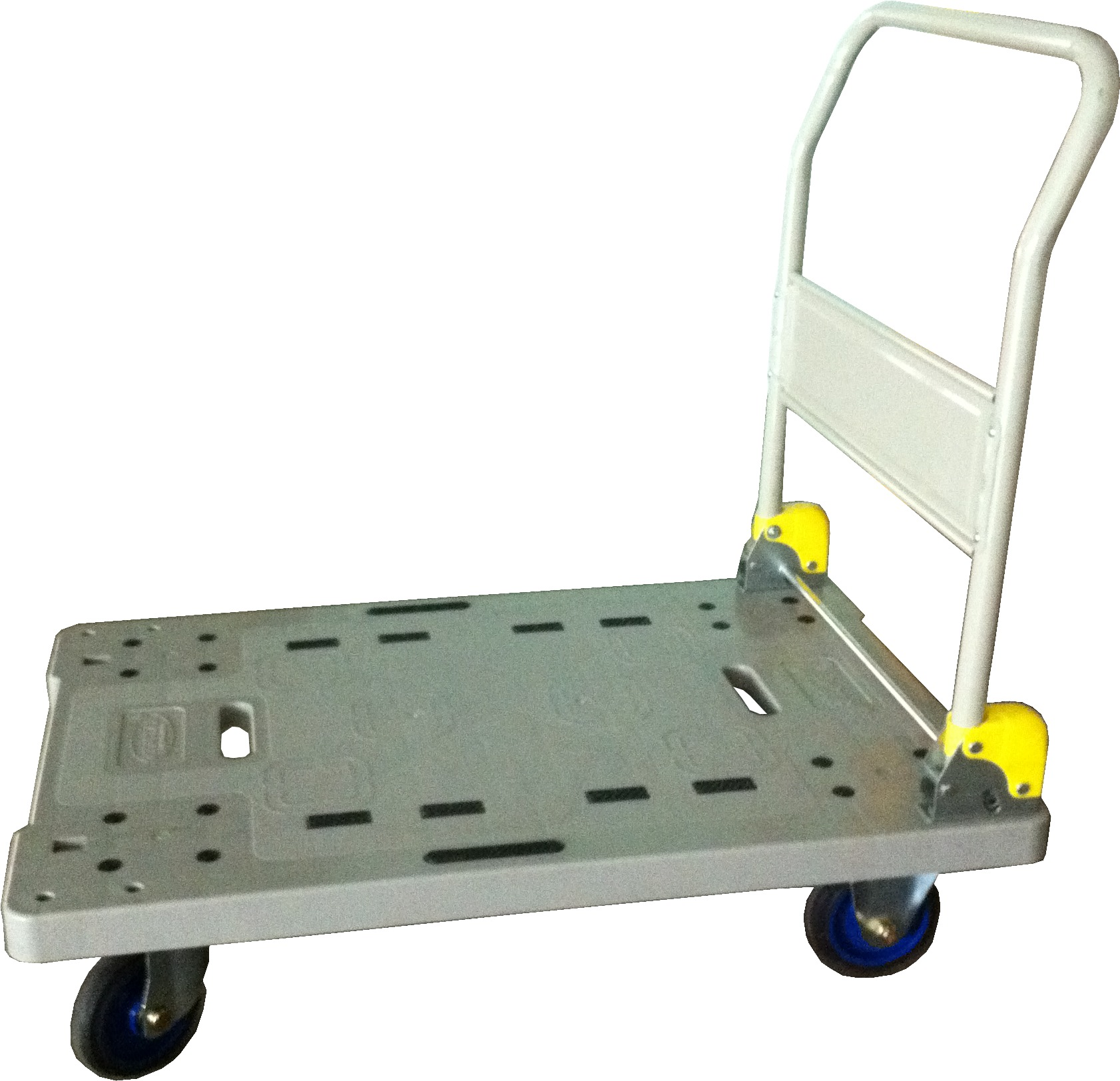 Prestar Folding Handle Plastic Trolley PF301
