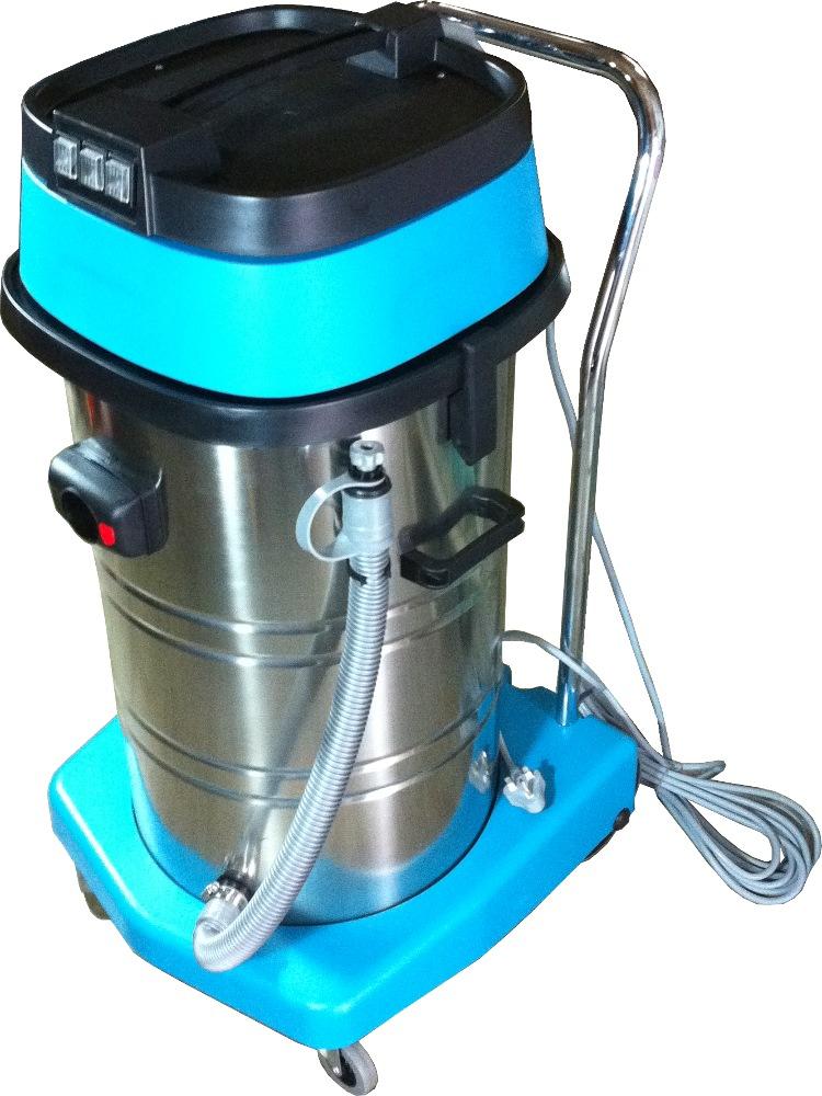 Lichi 80l S/s Wet & Dry Vacuum Cleaner 3 Motor- Lc80/3