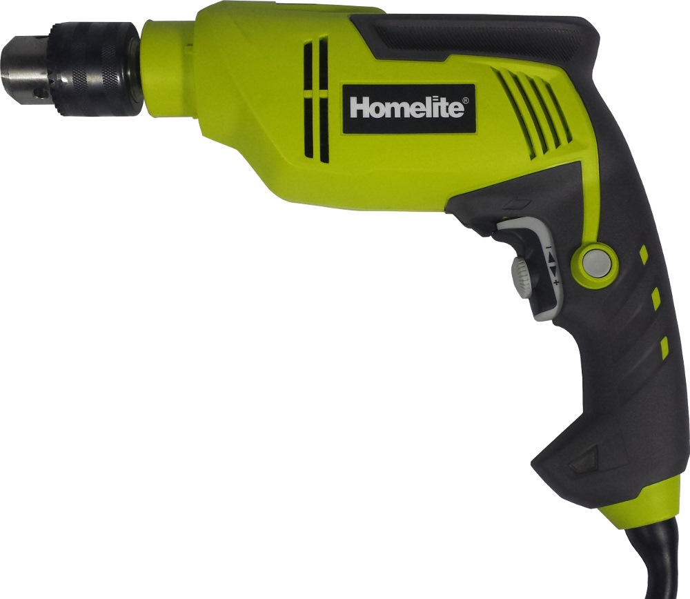 Homelite 13mm Vsr Impact Drill, 750w, HID750RS