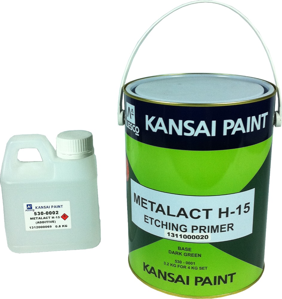 KANSAI METALACT H-15  ETCHING PRIMER