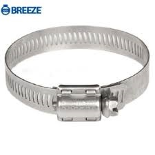 Breeze SS Hose General Purpose Clamps [Box of 10]