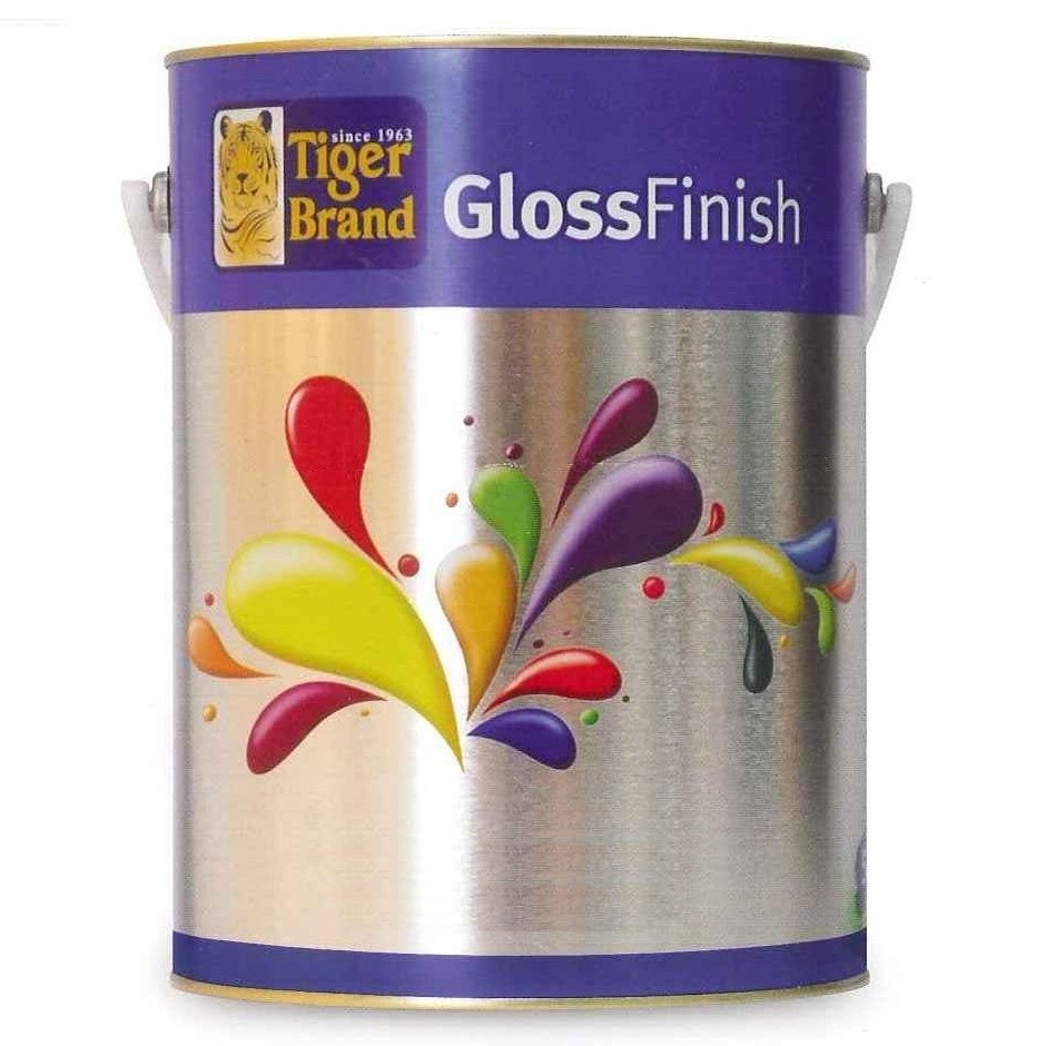 TIGER GLOSS FINISH PAINT 5.0L