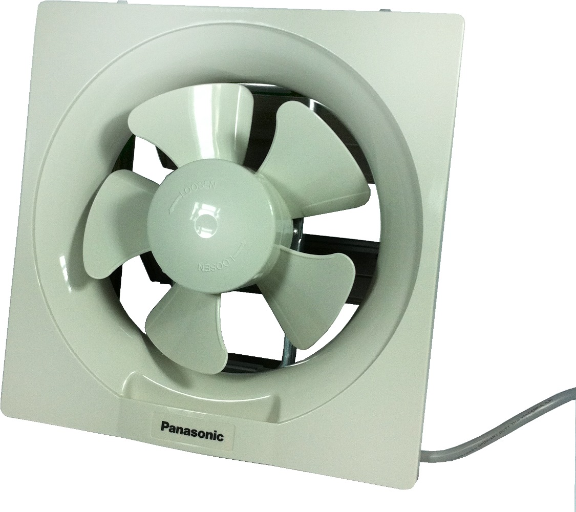 Panasonic Wall Mount Ventilating Fan FV-20AU9