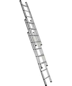 Laddermenn Aluminium Triple Extension Ladder