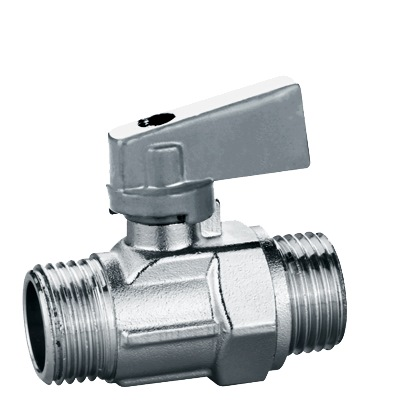 "SHOWY 1/2"" MINI BALL VALVE 5000N-CR"
