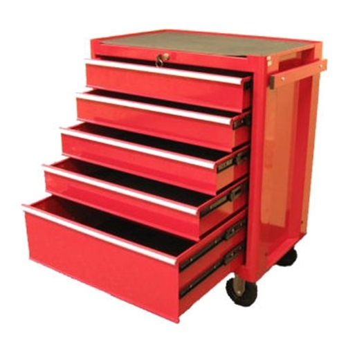 Horme Hd 5 Drawers Roller Cabinet TB2090BBS