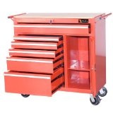 Horme Hd 6 Drawers 1 Compartment Tools Cart TBR4108X