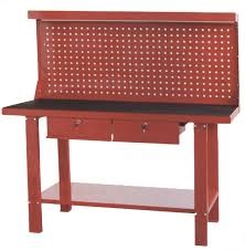 Horme Hd Metal Work Bench With Tool Hanging Panel TSC5911J