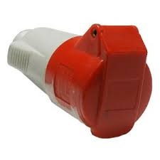 IP44 CEE SAFETY SOCKET 32A 4PINS