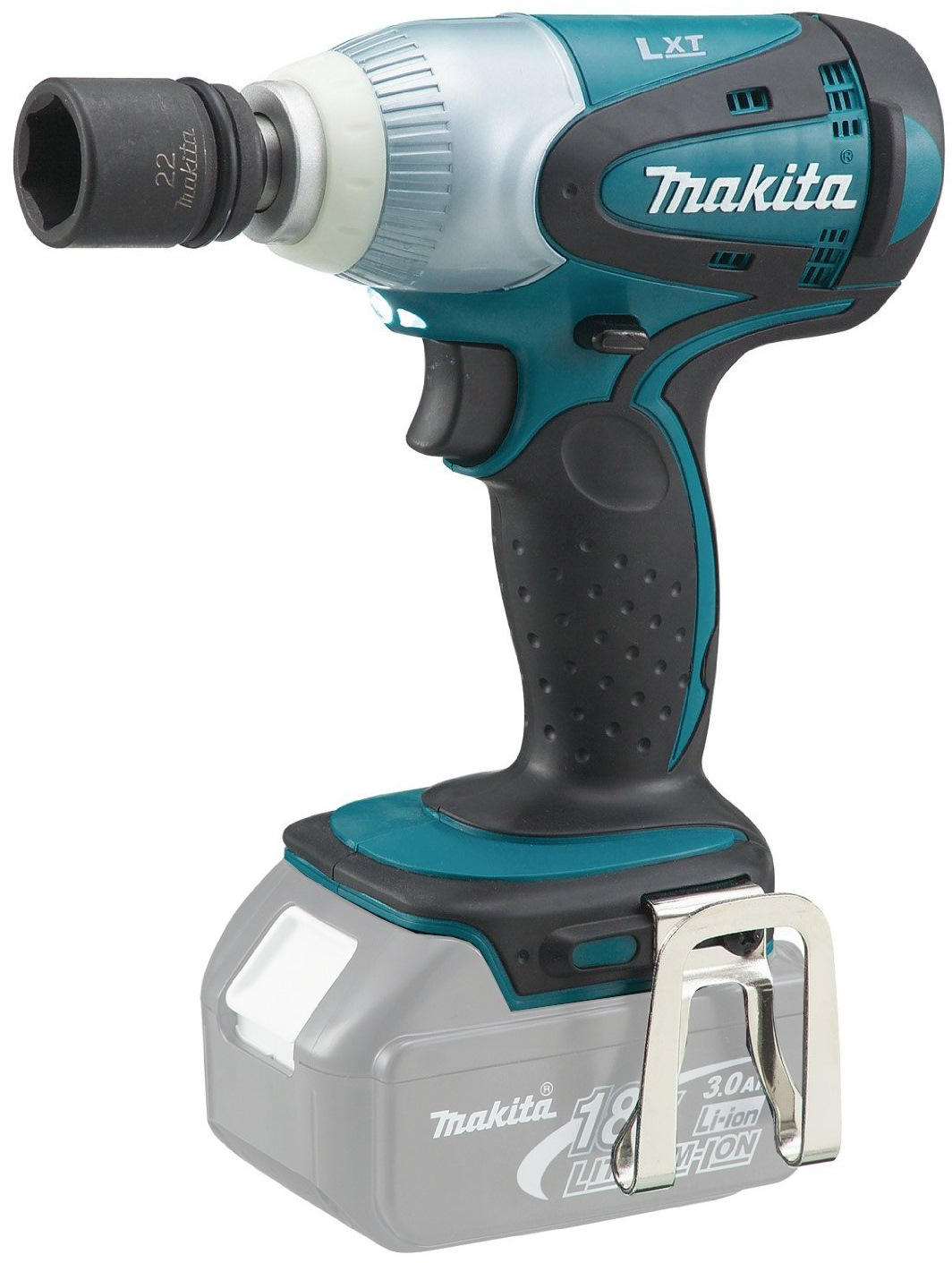 MAKITA 18V LI-ION 12.7MM IMPACT WRENCH, DTW251Z (BARE UNIT)