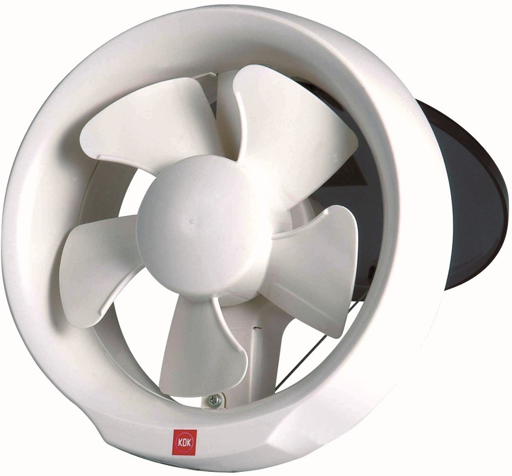 KDK WINDOW MOUNT VENTILATING FAN 15CM, 15WUD
