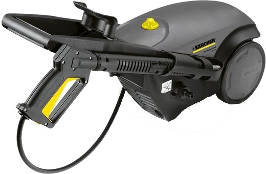 KARCHER 130 BAR HIGH PRESSURE WASHER, 2200W, HD605C