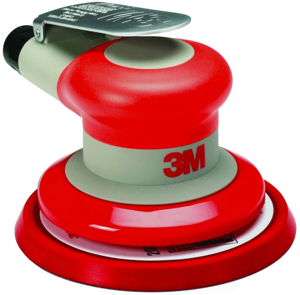 "3m Air Orbital Sander 5""127mm Non Vacuum"