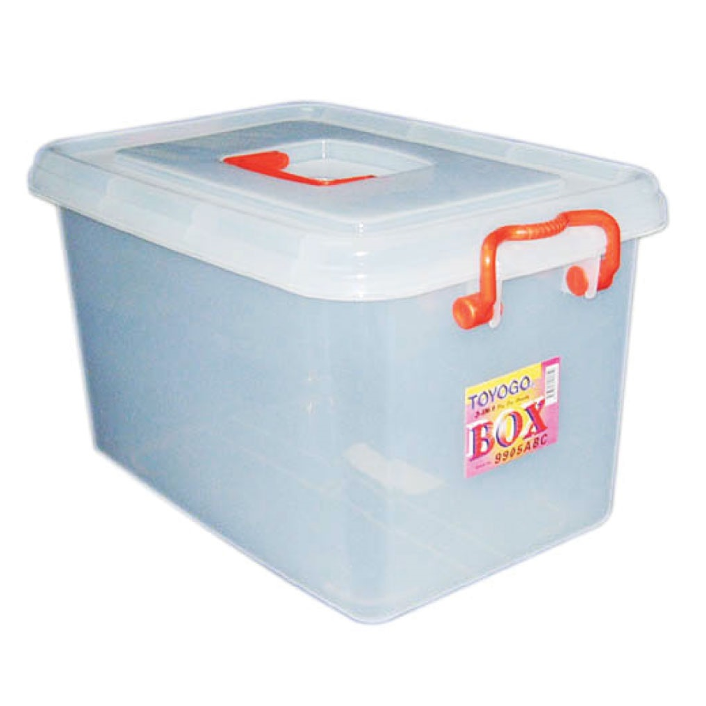 TOYOGO STORAGE BOX WITH COVER-9906