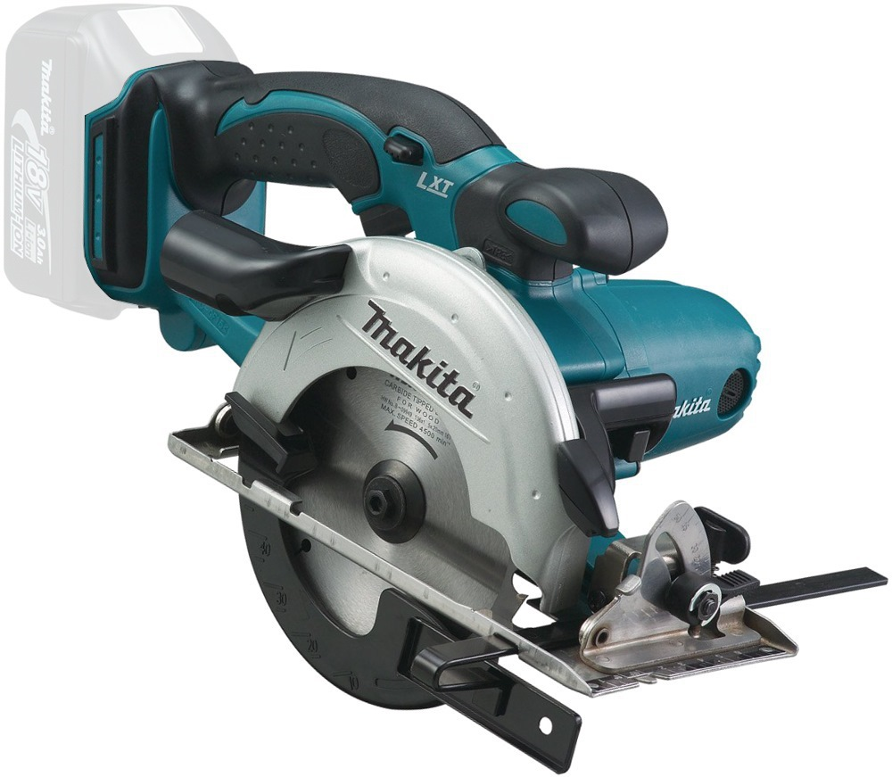 Makita 18v Li-ion 136mm Circular Saw, DSS501Z (bare Unit)