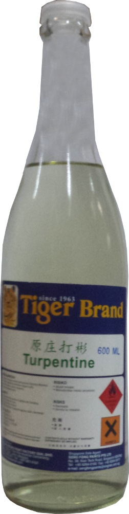 TIGER TURPENTINE (BOTTLE)