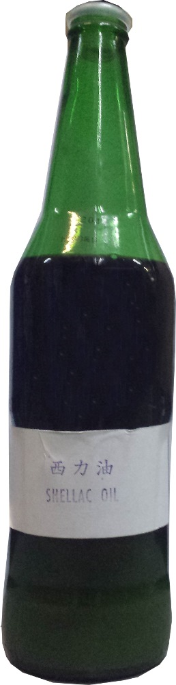 TIGER SHELLAC OIL (BOTTLE)