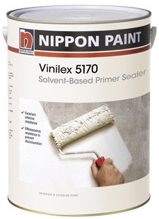 NIPPON PAINT VINILEX 5170-1L, SOLVENT BASE WALL SEALER