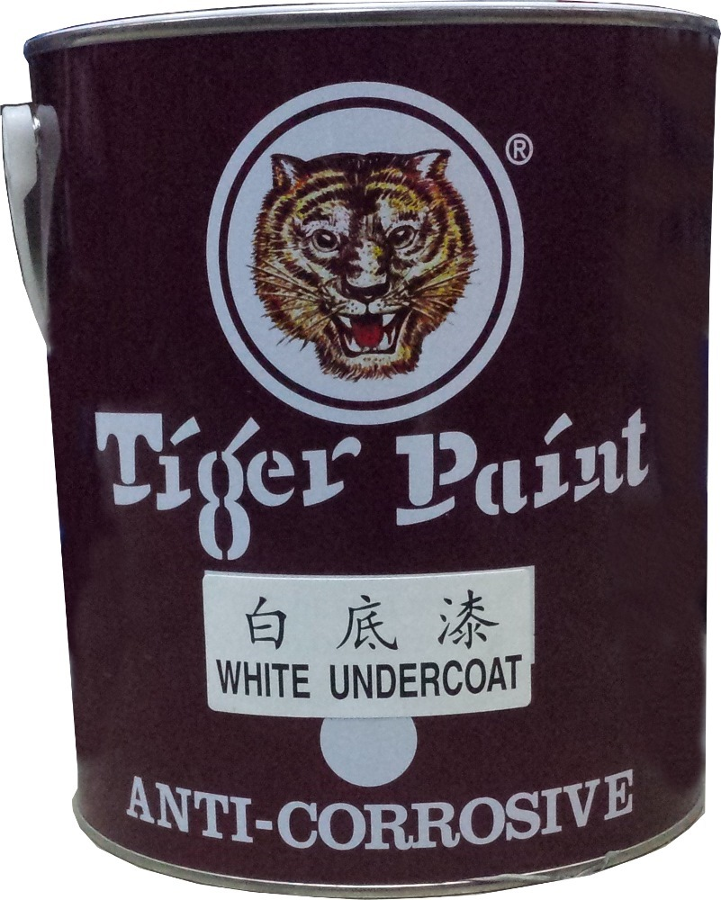 TIGER WHITE UNDERCOAT