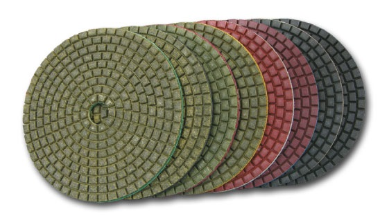 Marble Polishing Disc (pack of 10)