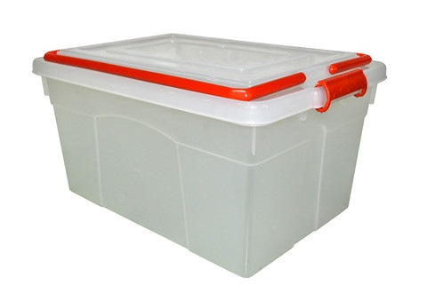 TOYOGO STORAGE BOX WITH COVER-9506