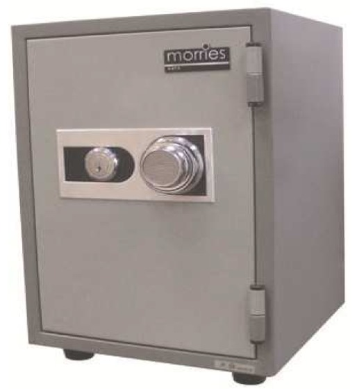 MORRIES FIRE RESISTANT DIAL / KEY SAFE BOX - MS21TS