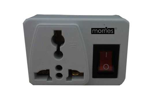 Morries Traveller Adaptor - MS008W