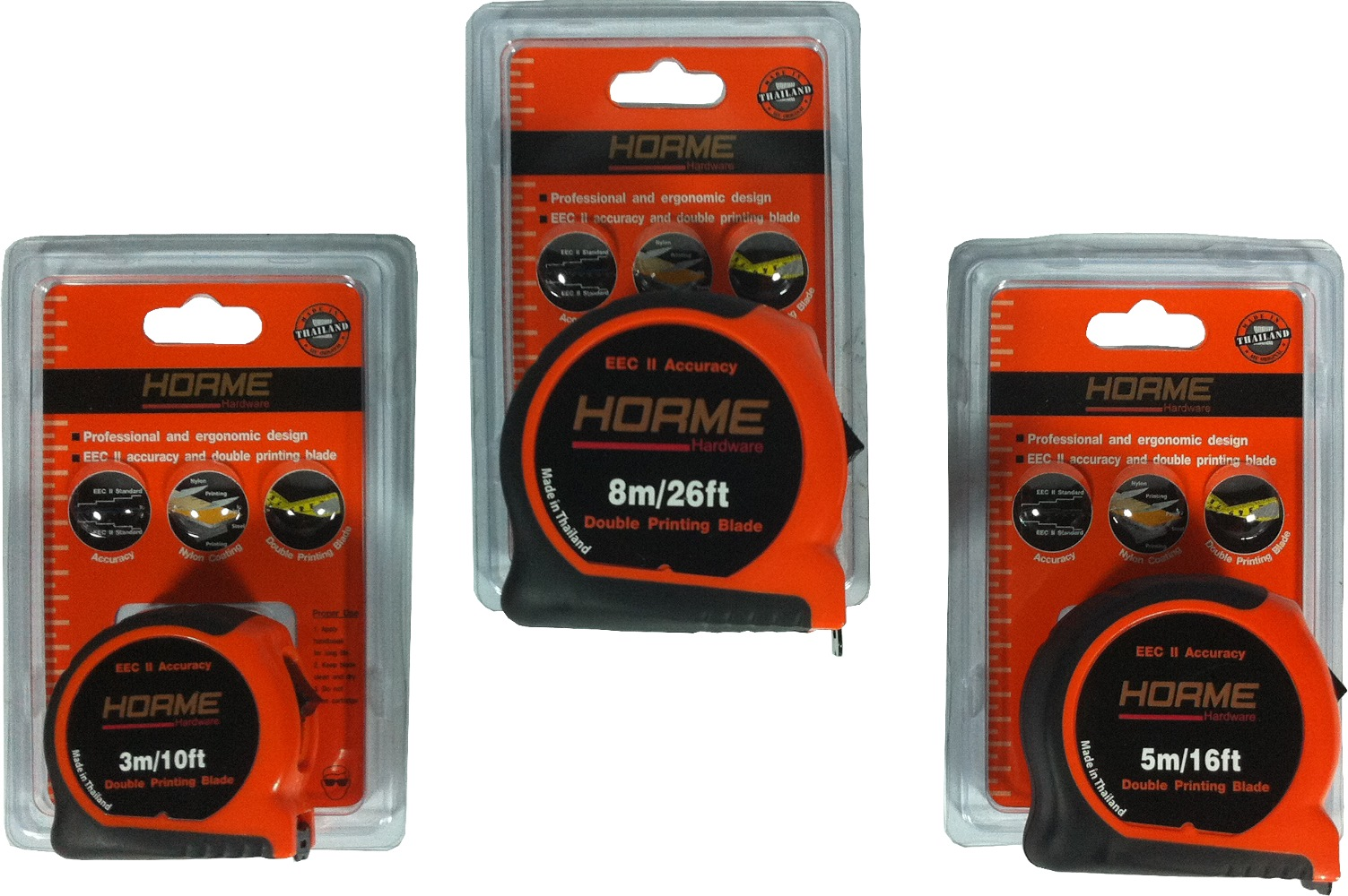 Horme Pro Measuring Tape