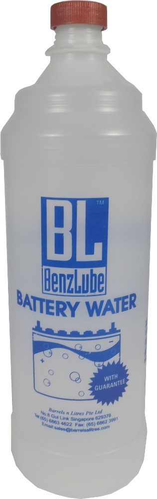 Battery Water 1l (pack of 24)