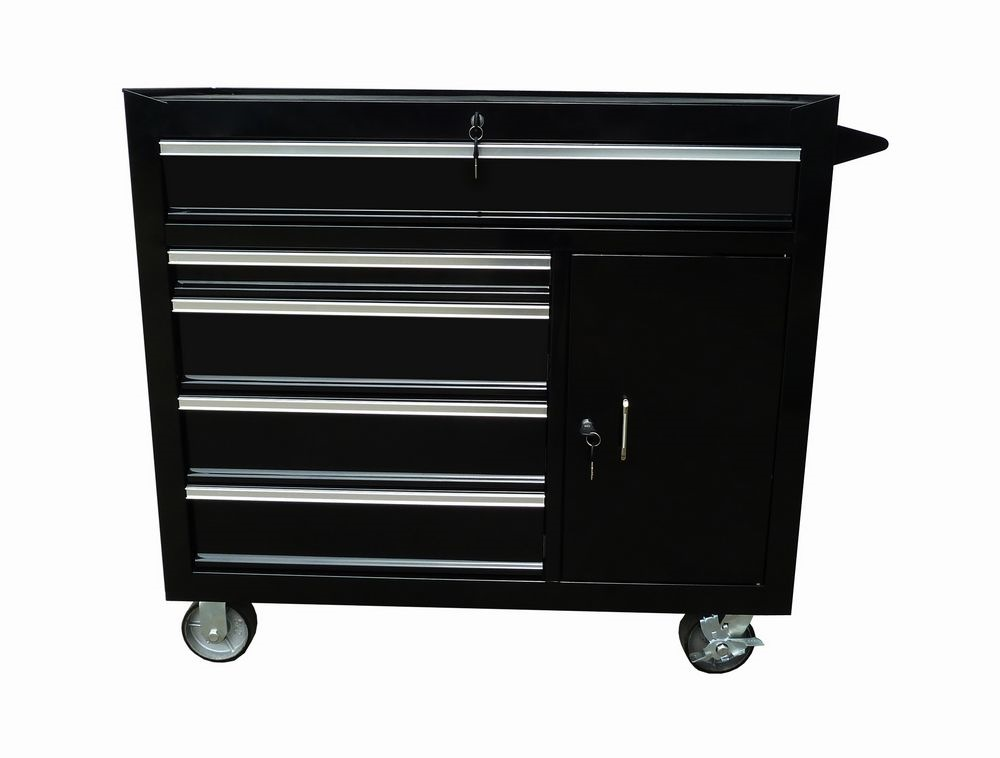 Horme Hd 5 Drawers 1 Compartment Tools Cart Tb4025b