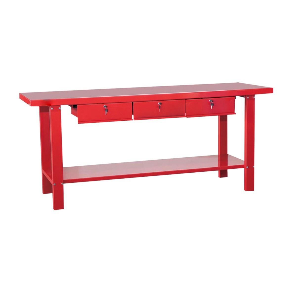 Horme Hd Metal Work Bench 2000w*640d*865h, TSC79111