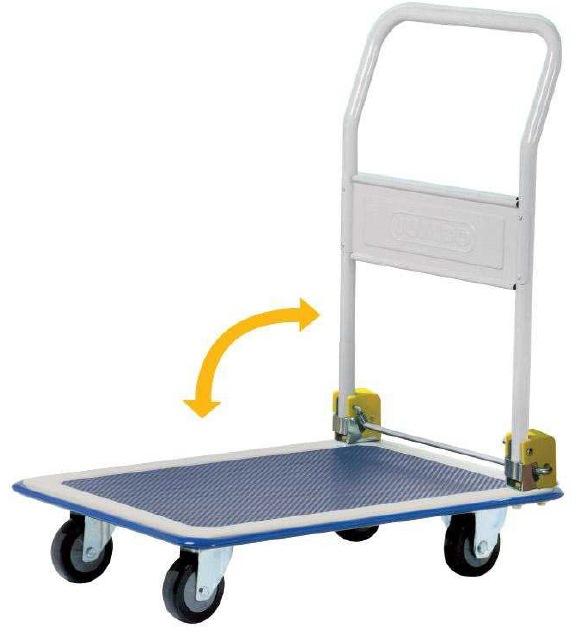 Jumbo Foldable Trolley L745*w485*h860 220kg HL110