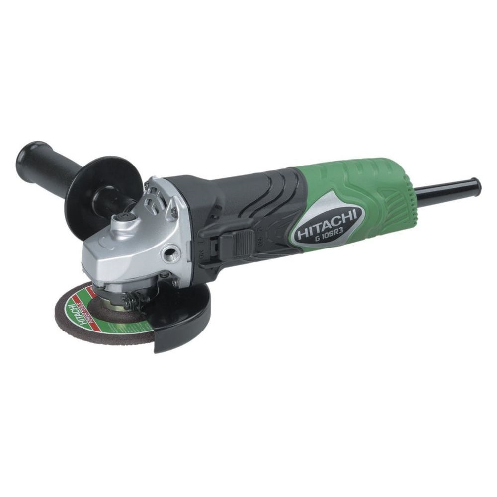 HITACHI 100MM DISC GRINDER, 730W, G10SR3