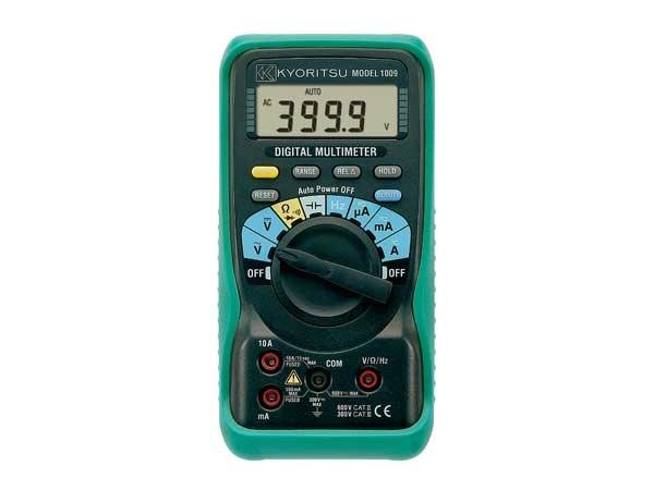 KYORITSU DIGITAL MULTIMETER 1009